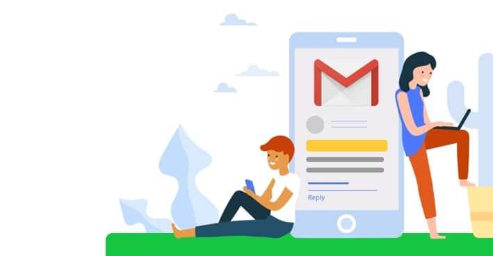 Reklamy w Gmailu